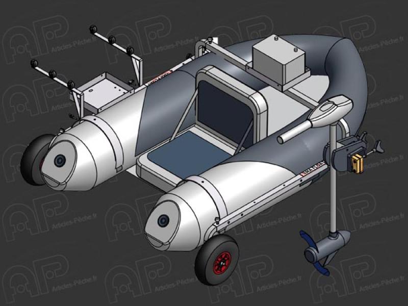 armature float tube pour moteur lectrique arma float carnalor. Black Bedroom Furniture Sets. Home Design Ideas