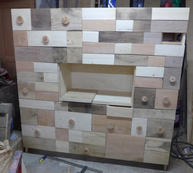Mon meuble scrap nado scrap co for Meuble avec plein de tiroirs