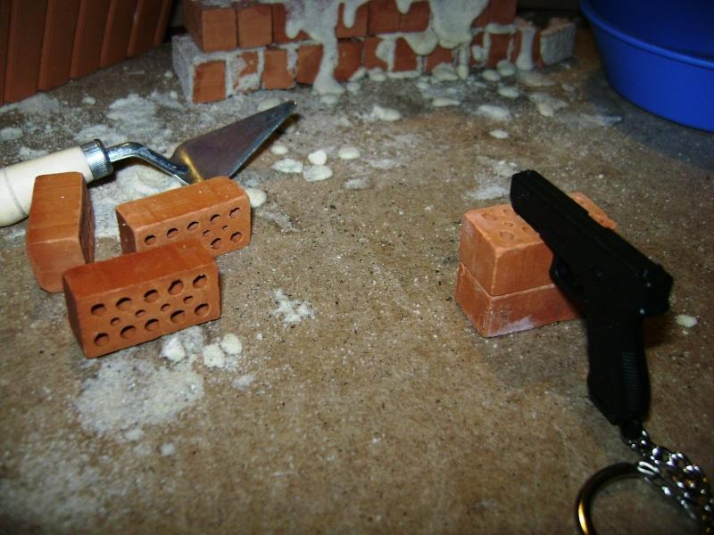 Ch 39 ti chantier construction d 39 un stand de tir page 2 for Construction de stand