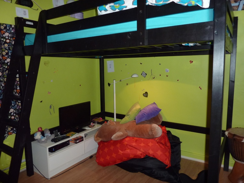 Relooking chambre ado fille - Relooking chambre ado ...