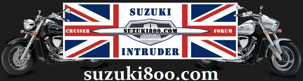 Suzuki 800 Intruder Club & Forum