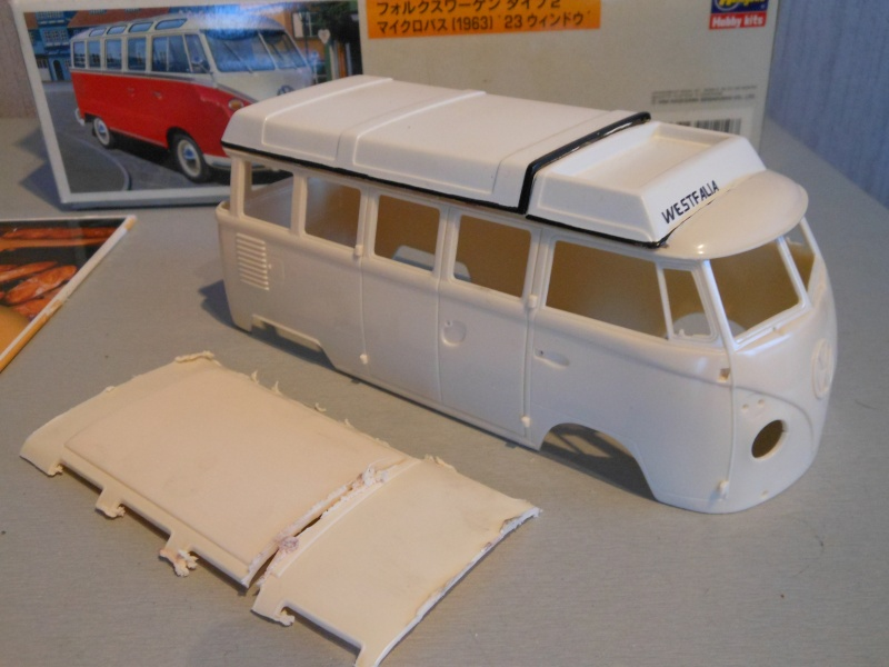 Combi westfalia for Interieur westfalia