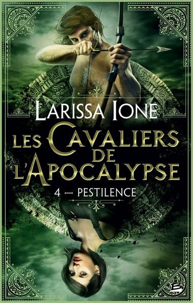 Les cavaliers de l'apocalypse tome 4 : Pestilence