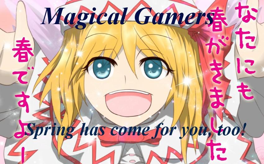 Magical gamers