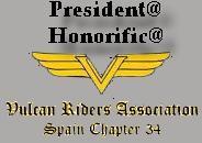 President@ Honorífic@