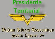 Presidente Territorial