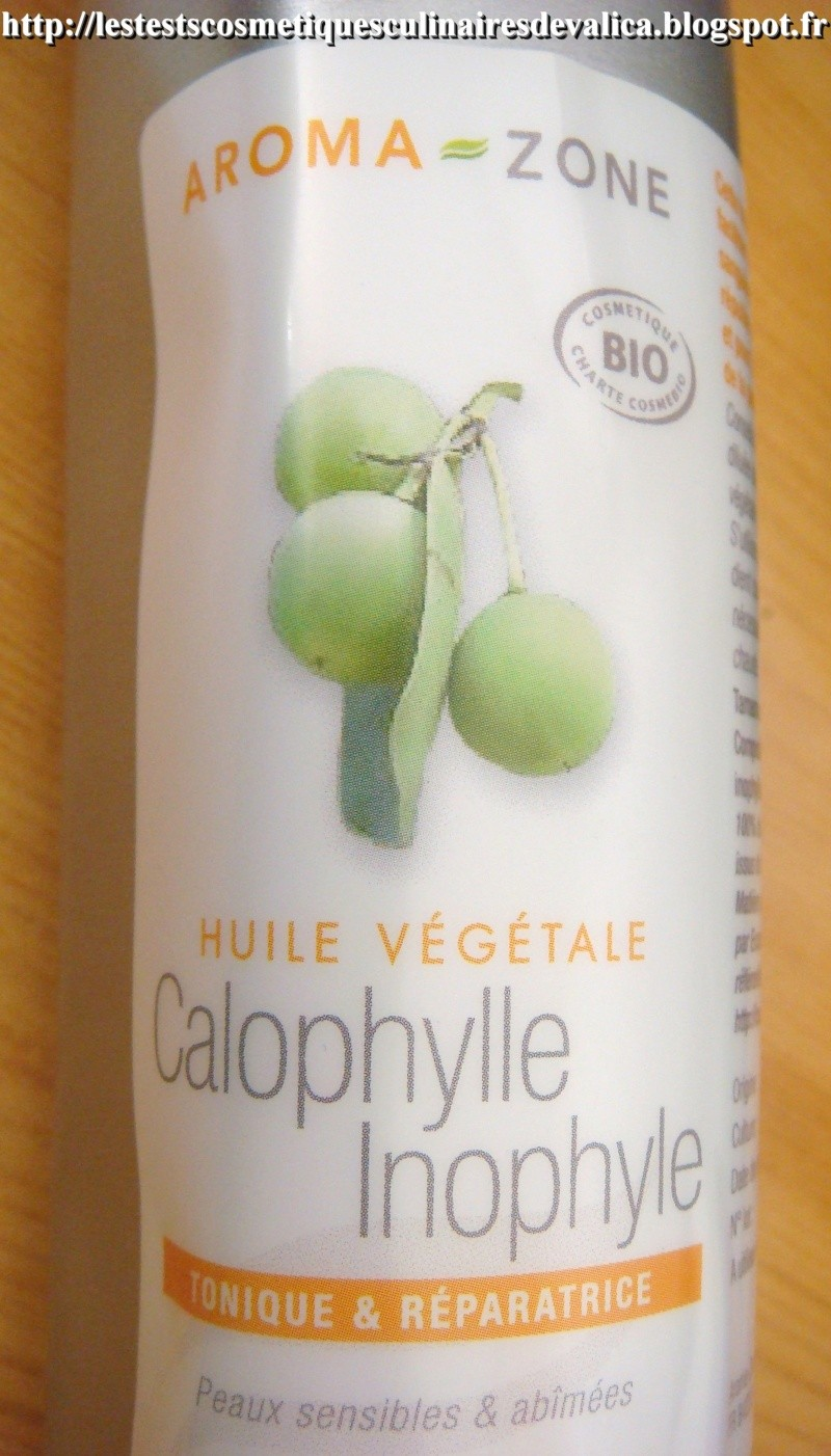 huile vegetale calophylle inophyle