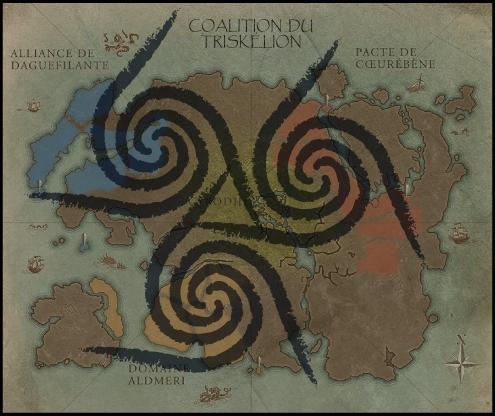 The Elder Scrolls Online : Triskelion