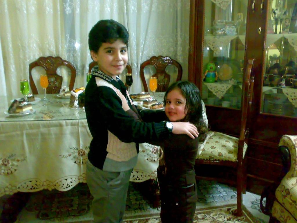 عبد الله وملك محمد عبد الله
