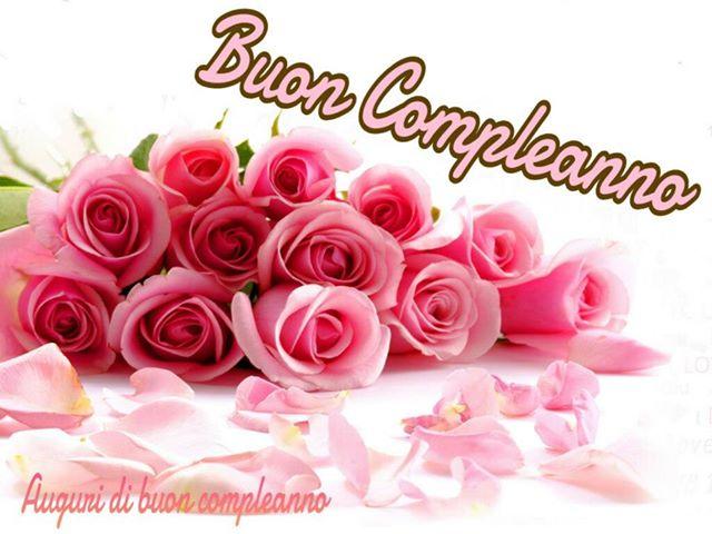 Amato BUON COMPLEANNO MARIA OR59