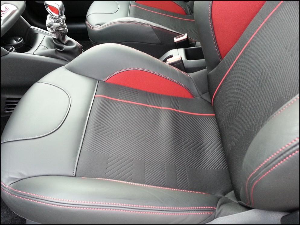 astuces pour retendre le cuir de si ges voiture voitures. Black Bedroom Furniture Sets. Home Design Ideas