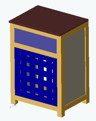 r alisation un meuble de salle de bain. Black Bedroom Furniture Sets. Home Design Ideas