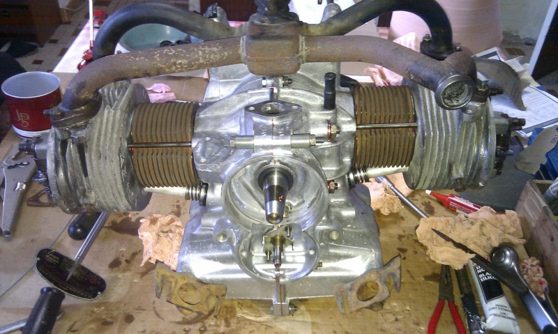 améliorer moteur 2cv