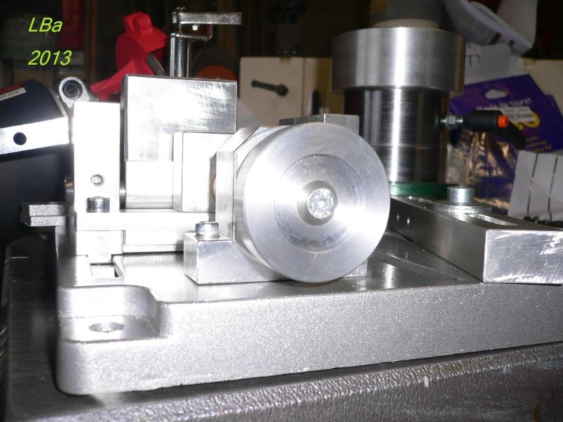 réglage micrométrique