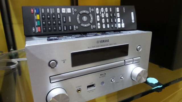 Yamaha brx 750 3d bluray receiver used for Yamaha receiver customer support phone number