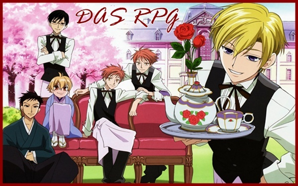 Ouran Highschool Host Club - RPG