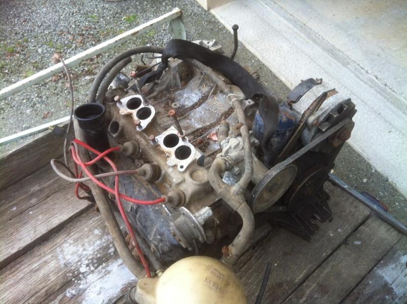 Assemblage d 39 un moteur de samba rallye page 3 for Contemporary motors erie pa