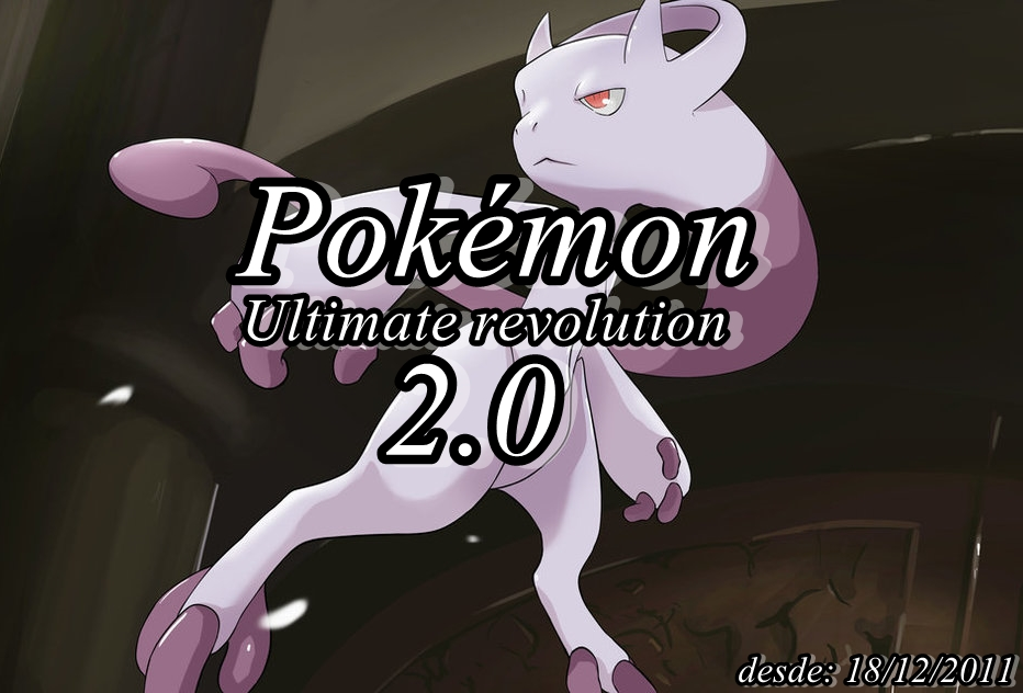 Pokémon Rpg Online Ultimate Revolution