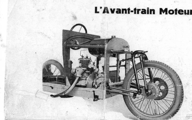 Colombe/Villard Project  : Custom Karts Forum : CycleKart