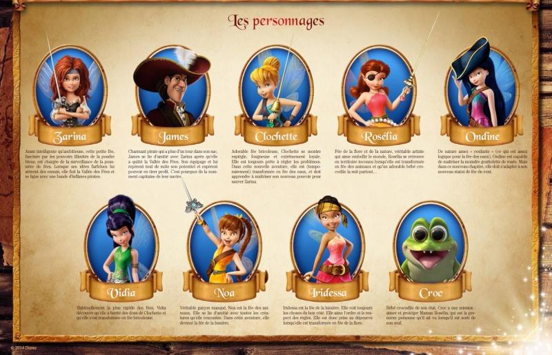 Clochette et la f e pirate 2 avril 2014 page 2 - Fee clochette et les pirates ...