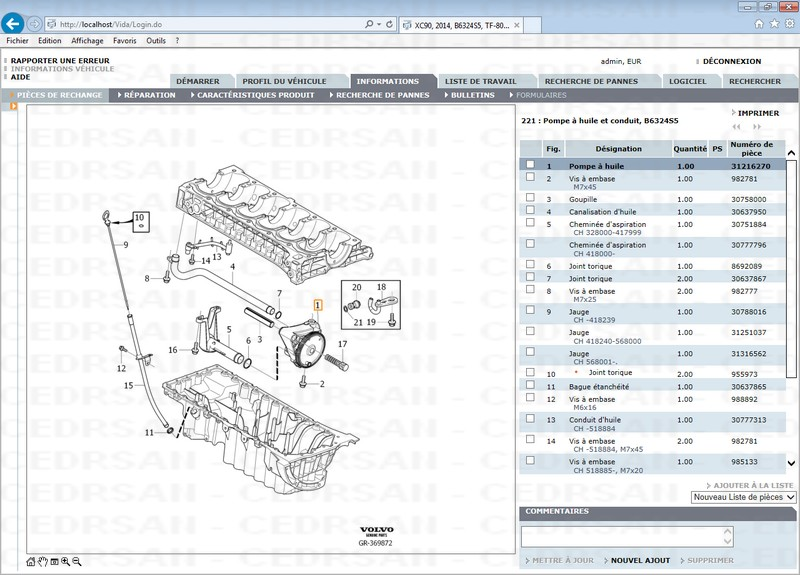 Volvo Vida 2014 D   Ewd 2014d Latest Wiring Diagram Workshop Service Manual