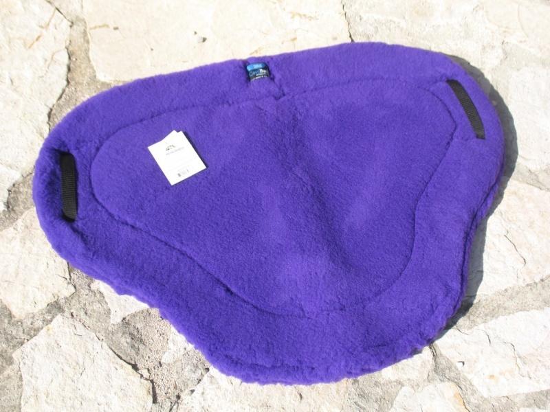 Tapis Coolback Violet
