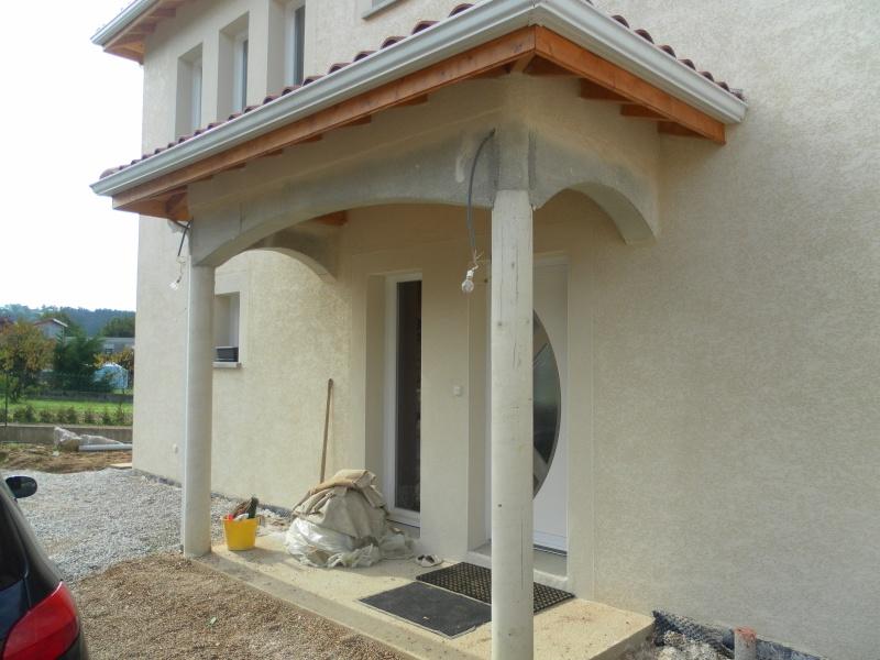 Porche d entr e maison ventana blog - Maison avec porche d entree ...