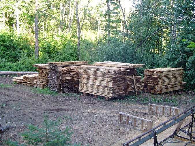 Construction d 39 une cabane for Cabane construction