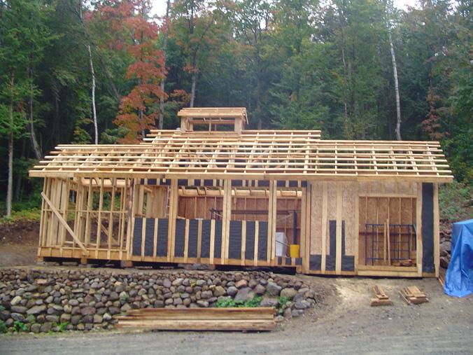 construction d 39 une cabane. Black Bedroom Furniture Sets. Home Design Ideas