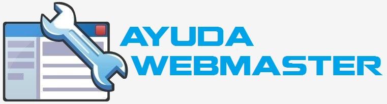 Ayuda - Webmaster Foros