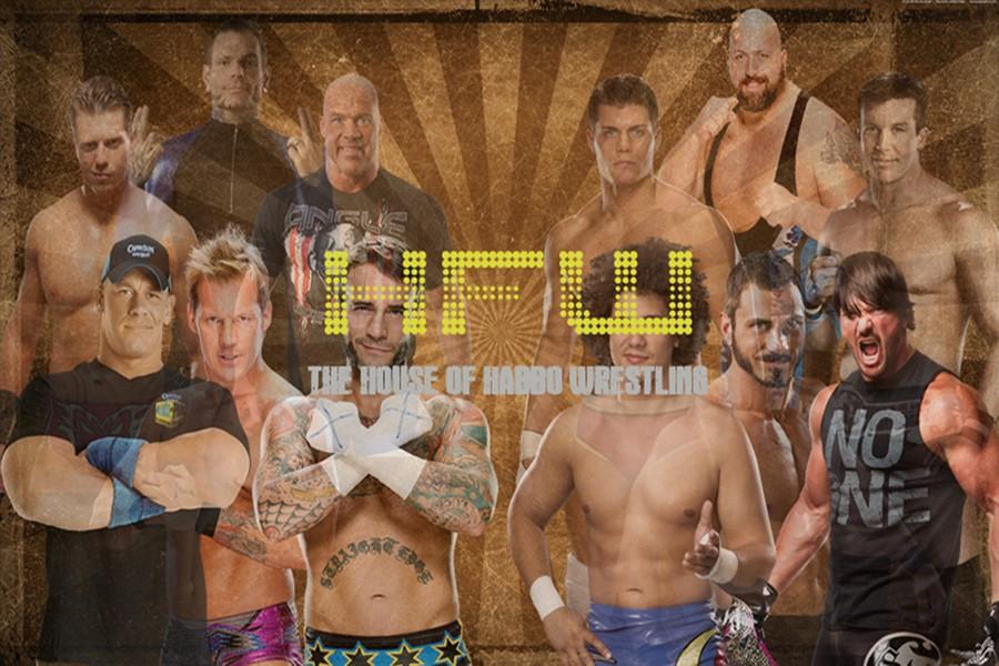 Habbo Federation Wrestling