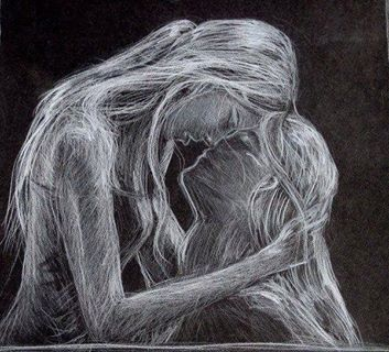 Amour dessin