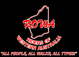 Riders of Western Australia