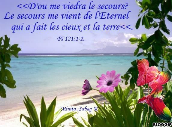 Top Le verset du jour C'est reparti!! VC06