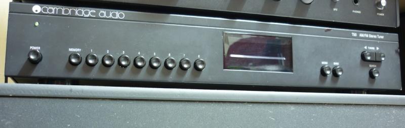 WTS Cambridge Audio Tuner T50