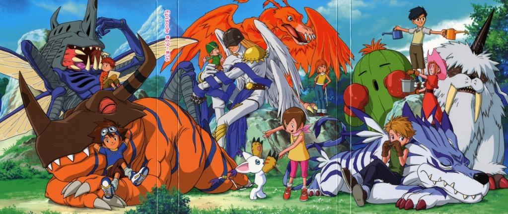Digimon Magna Master RPG