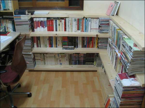 Se faire une petite biblioth que sans trop de peine - Faire sa bibliotheque ...