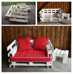 canape chien en palette. Black Bedroom Furniture Sets. Home Design Ideas