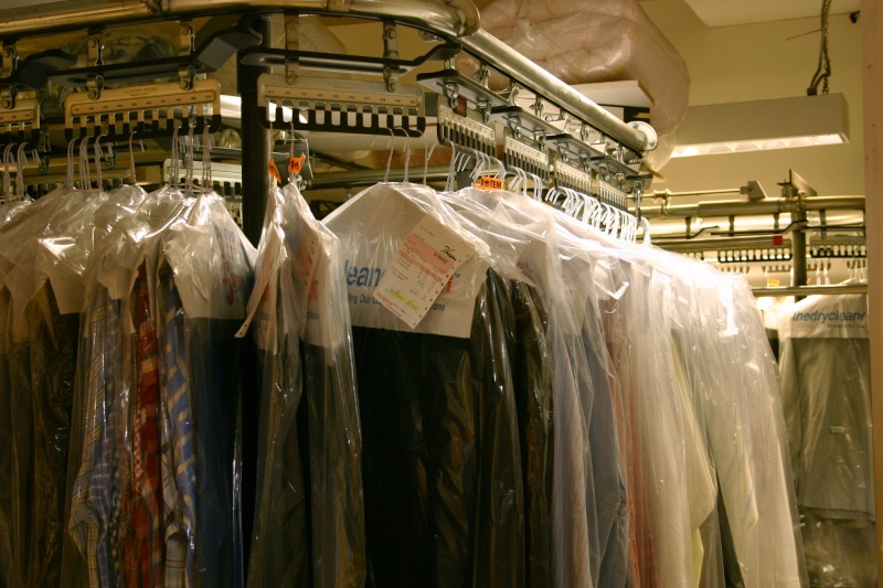 Green Dry Cleaners