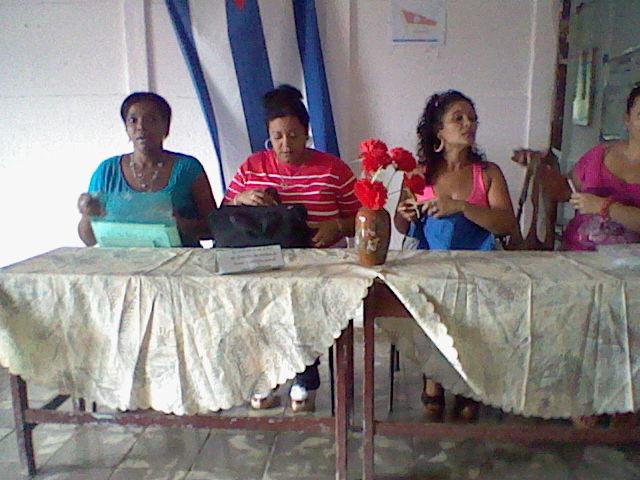 Efectuado Congreso Sindical de Base en la escuela especial Celia Sánchez Manduley