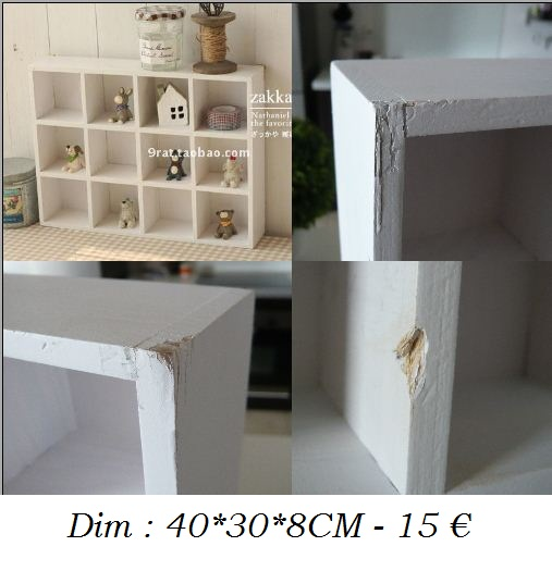 Vends liquidation totale articles yosd msd sd diorama for Liquidation totale meubles