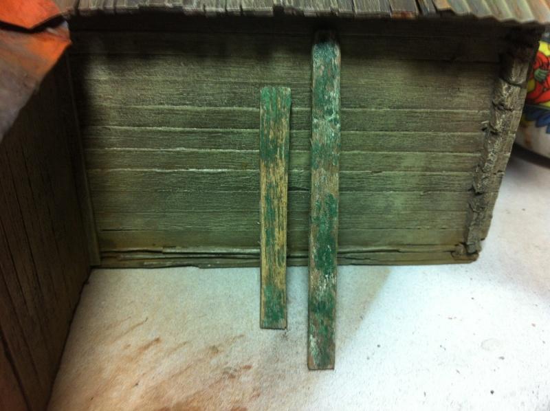 Peindre une vieille barri re - Peindre une barriere en bois ...