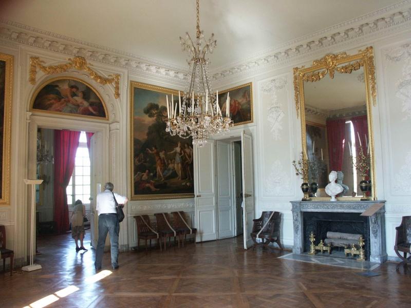 La visite du petit trianon la salle manger for Trianon plan salle