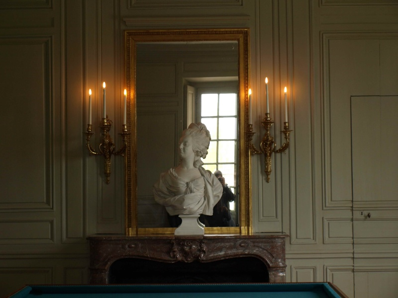 La visite du petit trianon la salle du billard for Trianon plan salle