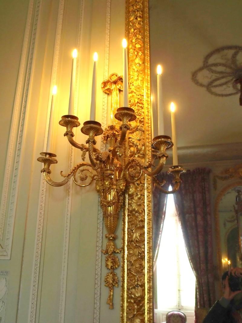 La visite du petit trianon le salon de compagnie - Salon de l astronomie ...