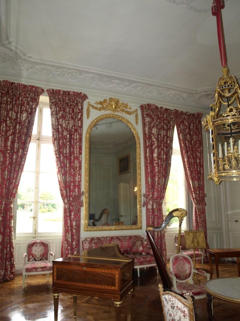 La Visite Du Petit Trianon Le Salon De Compagnie