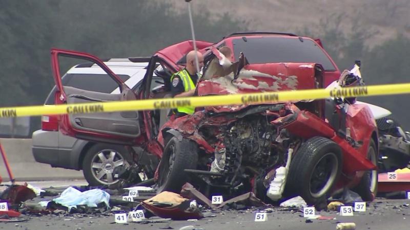 Aurora Car Accident  Year Old
