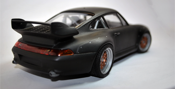 porsche 911 gt2 tamiya 1 24. Black Bedroom Furniture Sets. Home Design Ideas