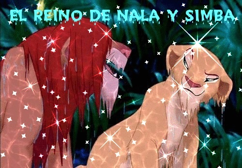 El Reino De Nala y Simba