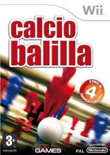 [Wii] Calcio Balilla